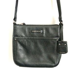 Cole Hahn Cross body square purse.